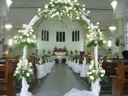 Wedding Arch Kl Unam Sanctam The Metropolitan Cathedral Of St John The