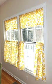 Kitchen Curtains Ideas Curtains For Kitchen Window Snaphaven