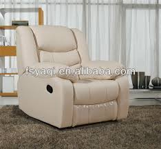 White Leather Recliner Sofa Single Seat Leather Sofa Single Seat Leather Sofa Suppliers And