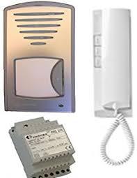 o9m farfisa 1ups door entry audio intercom 1 way system with