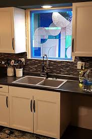 stained glass windows for kitchen cabinets stained glass for kitchen cabinets inserts doors and windows