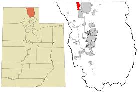 Utah County Map Cornish Utah Wikipedia