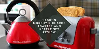 Morphy Richards Toasters And Kettles Casdon Morphy Richards Toaster And Kettle Set Review A Mundane Life