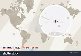 World Map Dominican Republic by Where Is The Dominican Republic Where Is The Dominican Republic