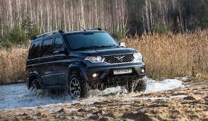 uaz hunter interior cars for immediate sale made in russia