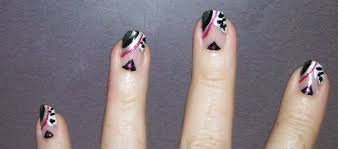 african shields nail art gallery