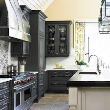 charcoal gray kitchen cabinets charcoal gray kitchen cabinets design ideas