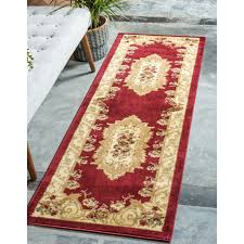 Floral Runner Rug Versailles Floral Runner Rug 2 7 X 10 Free Shipping Today