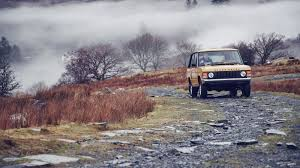 land rover off road wallpaper get a good as new range rover classic from 1978 roadshow