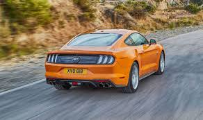ford mustang europe price ford mustang 2018 european edition revealed with sleek design