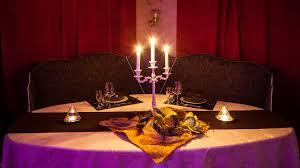 cena al lume di candela cena romantica a lume di candela suite baita carpegna