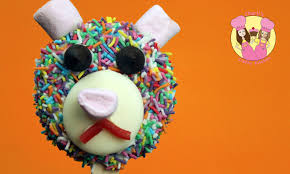 make a teddy bear oreo pop cookie or cake pop kids tutorial by