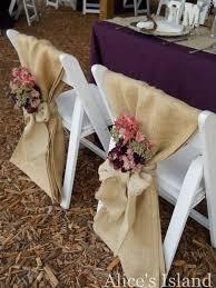 burlap chair sash burlap chair sashes wedding tips and inspiration