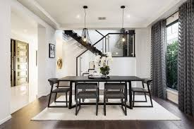 home interior design steps black label interior trend from metricon homes