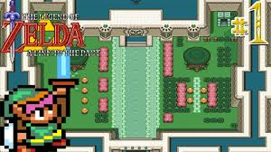 the legend of zelda a link to the past walkthrough part 1