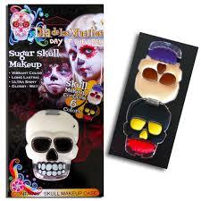 sugar skull halloween makeup case u2013 silverrainstudio com