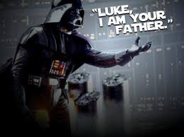 I Am Your Father Meme - you ve been lied to darth vader never said luke i am your