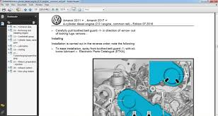 amarok 2011 2017 factory workshop repair u0026 service manual
