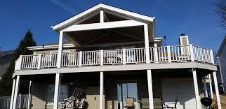 decks and enclosures remodeling contracting custom deck u0026 enclosures