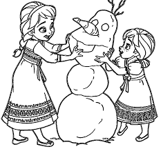frozen coloring pages anna coloring snapsite