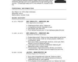 Sample Resume Education Section Resume Expected Graduation Date