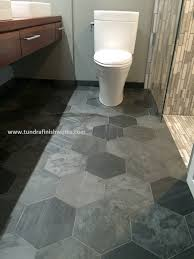 bathroom slate tiles for bathroom floor interior design ideas
