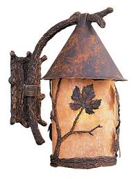 Metal Sconces Timber Creek Tall Round Lantern Sconce Rustic Folk Organic