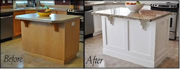 Kitchen Island Makeover Ideas Kitchen Island Molding Search Ideas For The House