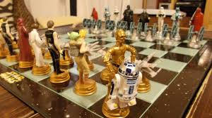wow star wars chess first trilogy episode iv vi youtube