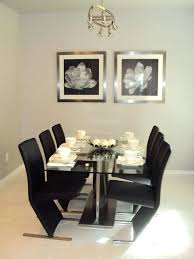 black and silver dining room set u2013 simple kitchen detail