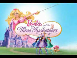 barbie musketeers nintendo ds wii pc video game