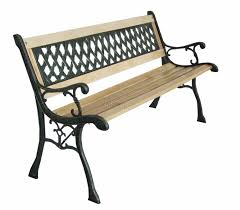 Wooden Park Bench Creative Outdoor Horse Benches Pixelmari Picture With Terrific