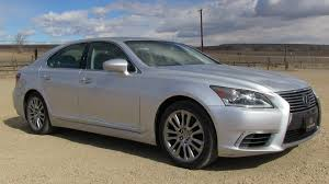 lexus ls 2013 lexus ls460 0 60 mph test drive and review