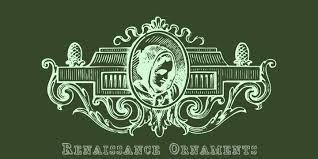 renaissance ornaments webfont desktop font myfonts