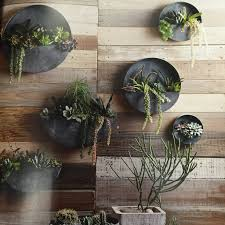 Indoor Wall Planters by Orbea Zinc Wall Planters Preorder At Love U0026 Whiskey For April