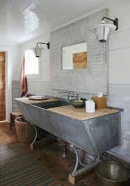 Rustic Farmhouse Bathroom - rustic farmhouse bathroom remodel on rustic farmhouse style