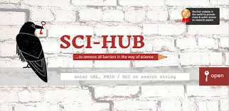 Sci Hub Almost Every Scientific Paper For Free Marduc812