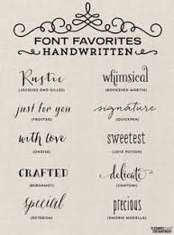 50 best fonts snippet u0026 ink wedding blog fonts 50th and weddings