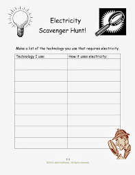 electric circuit worksheet with answers intrepidpath toxic science