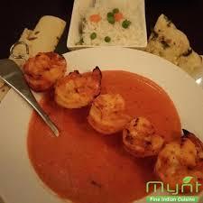 mynt fine indian cuisine home winter park florida menu