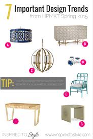 7 important design trends from hpmkt spring 2015 inspired to style