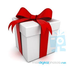 gift boxes with bow gift box with ribbon bow stock image royalty free image id