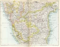 Blank India Map Pdf by Historical Maps Of India