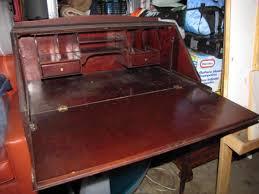 Ladies Secretary Desk Cron Kills Company Ladies Secretary Desk Antique Appraisal