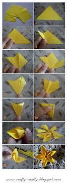 cara membuat origami bunga dari uang kertas crafty patty november 2011