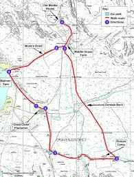 Vasco Da Gama Route Map by Malham Tarn North Yorkshire Walk Of The Week Telegraph