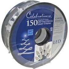 150 led c6 lights celebrations lights kmart