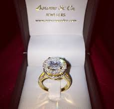 3 carat ring erica mena s 3 carat diamond ring
