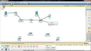 membuat rt rw net topologi rtrwnet di cisco packet tracer youtube