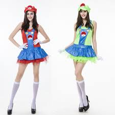 Mario Womens Halloween Costume Compare Prices Mario Party 2 Shopping Buy Price